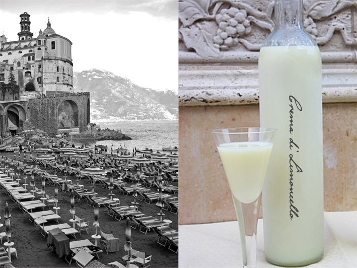 Crema di Limoncello - Limoncello Milk Liqueur