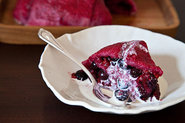 Berry Summer Pudding