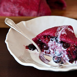 Berry Pudding by Outcast