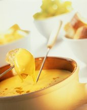 Spiced Cumin & Curry Fondue
