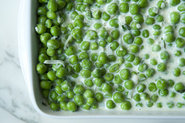 Peas in Mint Cream