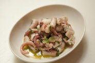 Mediterranean Octopus Salad