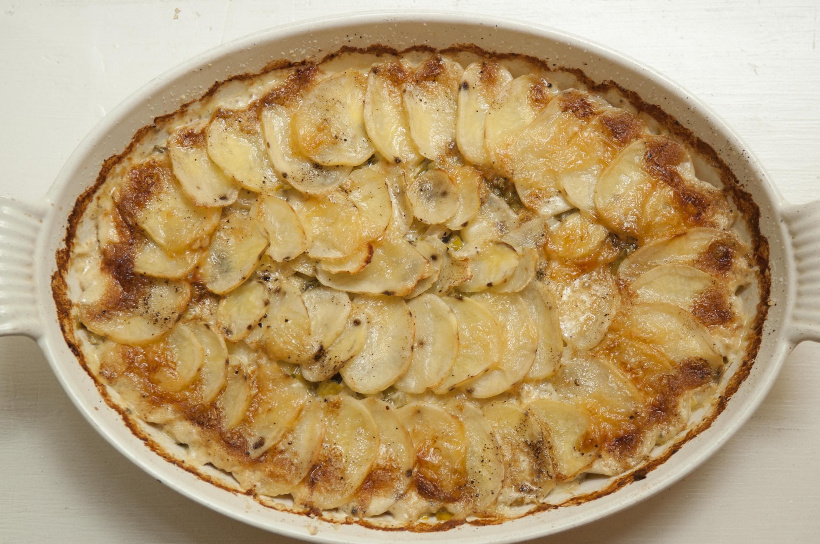 From Scratch: Breakfast Potatoes
