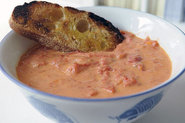 My Grandmother's Tomato Bisque