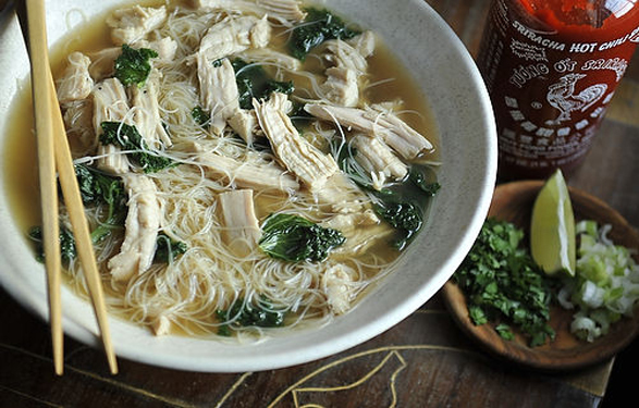 Turkey Pho Recipe on Food52