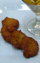 Corn &amp; Mung fritters