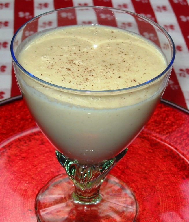 Sweet White Corn Smoothie