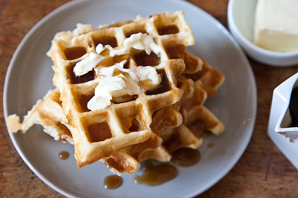 Aretha Frankenstein's Waffles of Insane Greatness