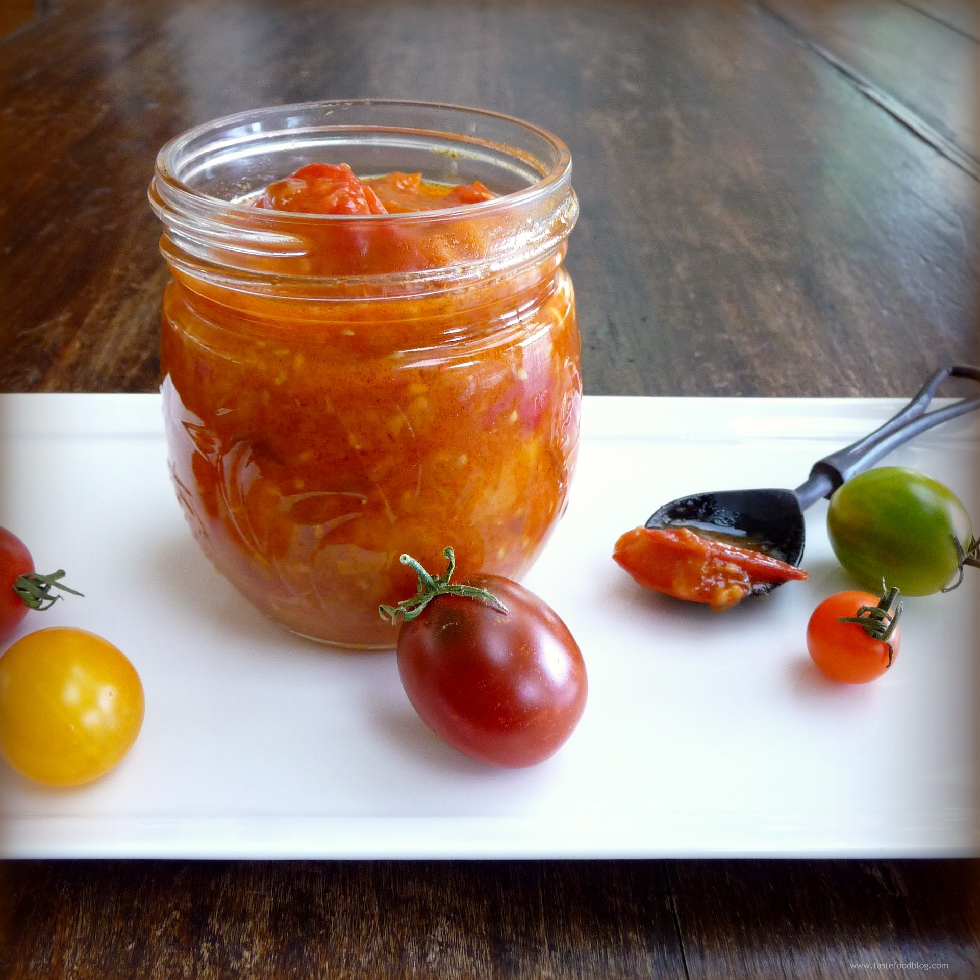 Cherry Tomato Confit Recipe on Food52