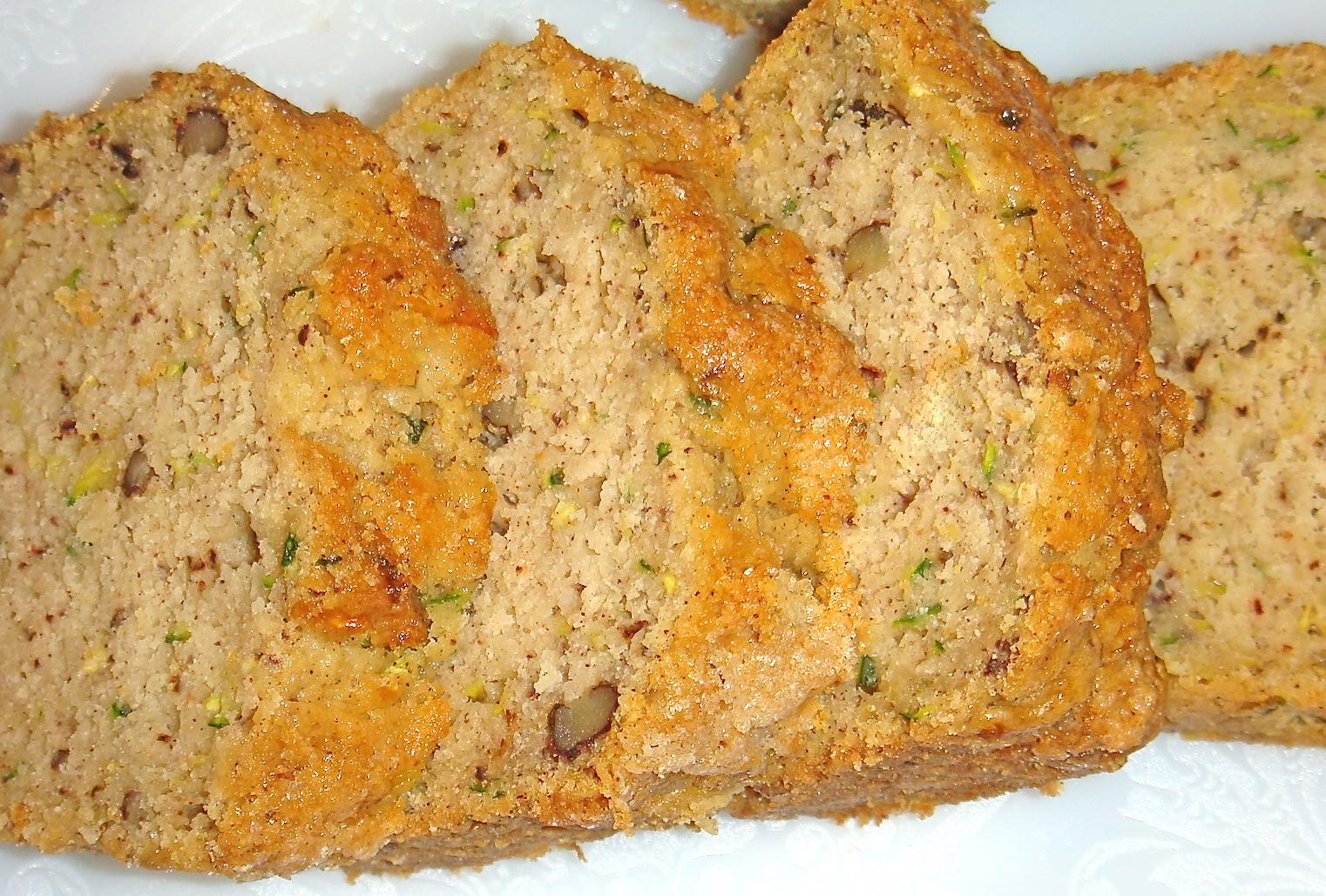 Gluten-free Zucchini Bread Recipe on Food52