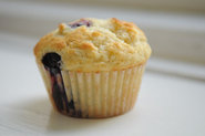 Mom&#x27;s Blueberry-Coconut Muffins
