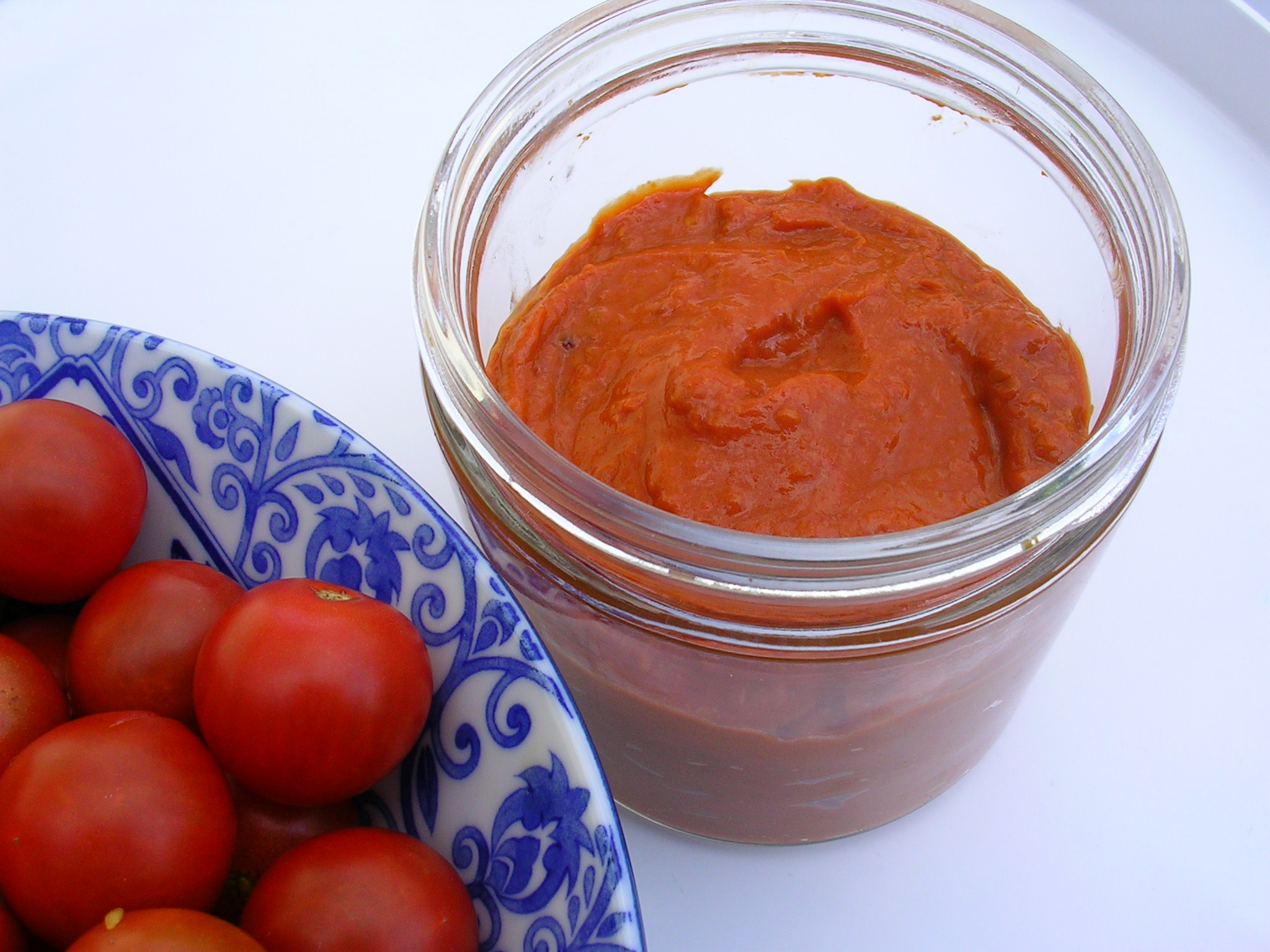 Cherry Tomato Spread
