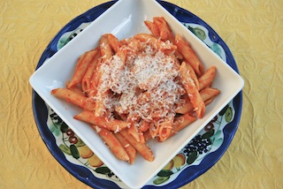 Penne alla Vodka