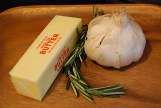 Garlic Rosemary Butter