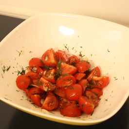 Germantomatosalad