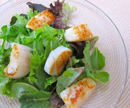 Scallops_with_greens