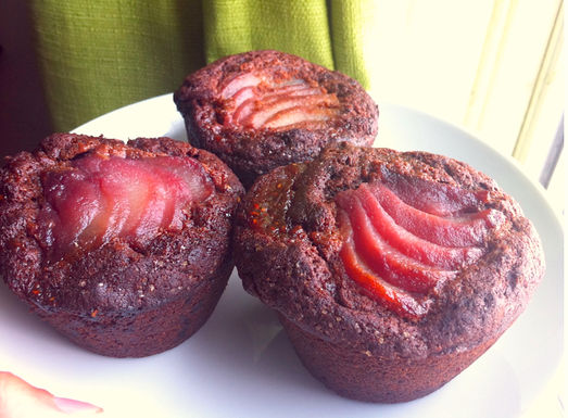 Pear_muffins