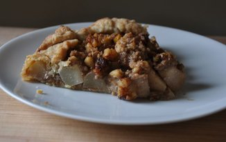 Rustic_pear_tart_slice