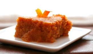 Carrot Pudding