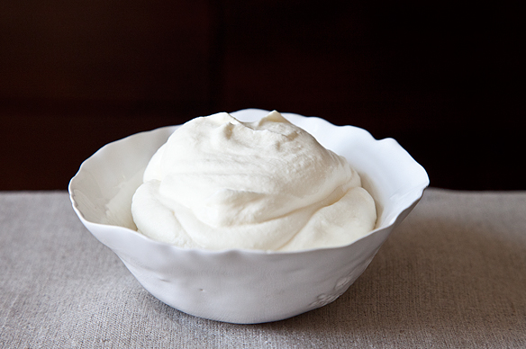Nancy Silverton&#x27;s Whipped Cream