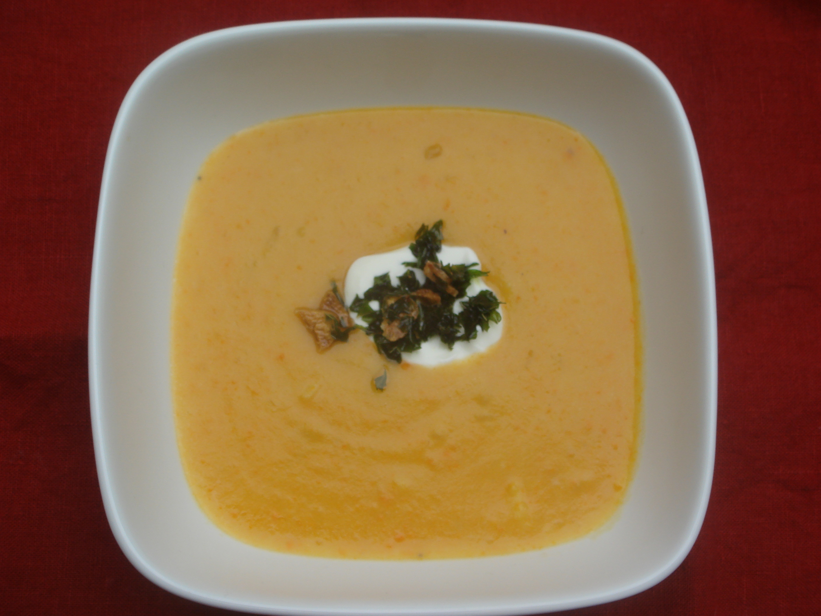Root Vegetable Potage