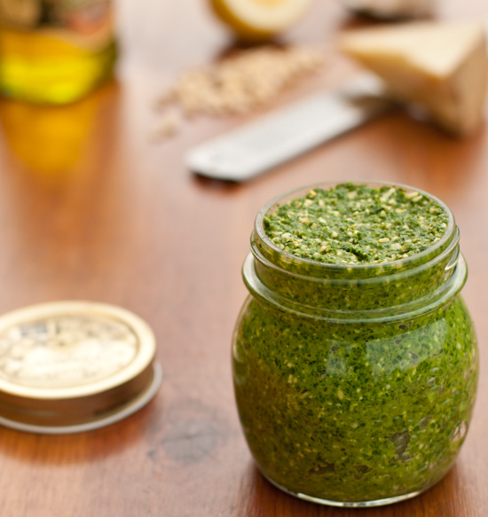 Kale Pesto