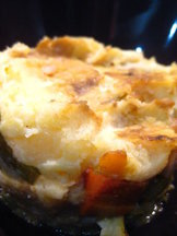 Vegetarian Shepherd&#x27;s Pie