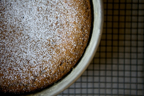 Prune Coffee Cake