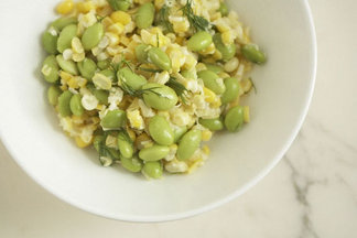 Simple succotash