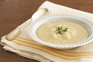 Cauliflower and Pear Soup