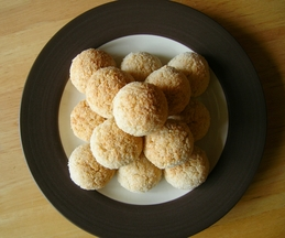 Coconut-Lemon Macaroons