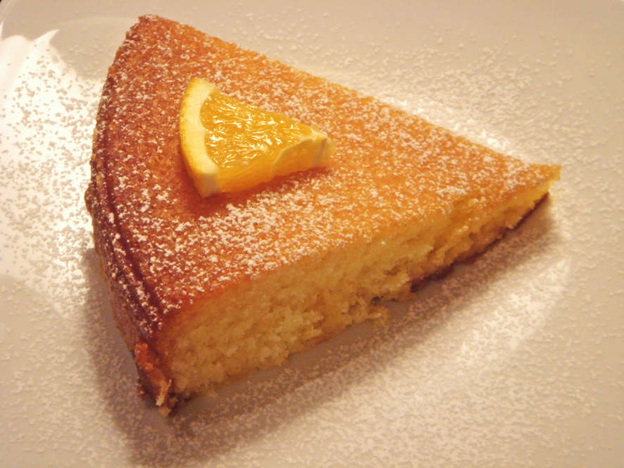 Orange Cake - My mother&#x27;s recipe