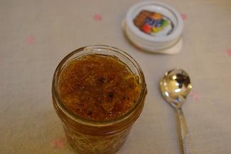 Jayasree Satish&#x27;s 3 ingredient Mango relish
