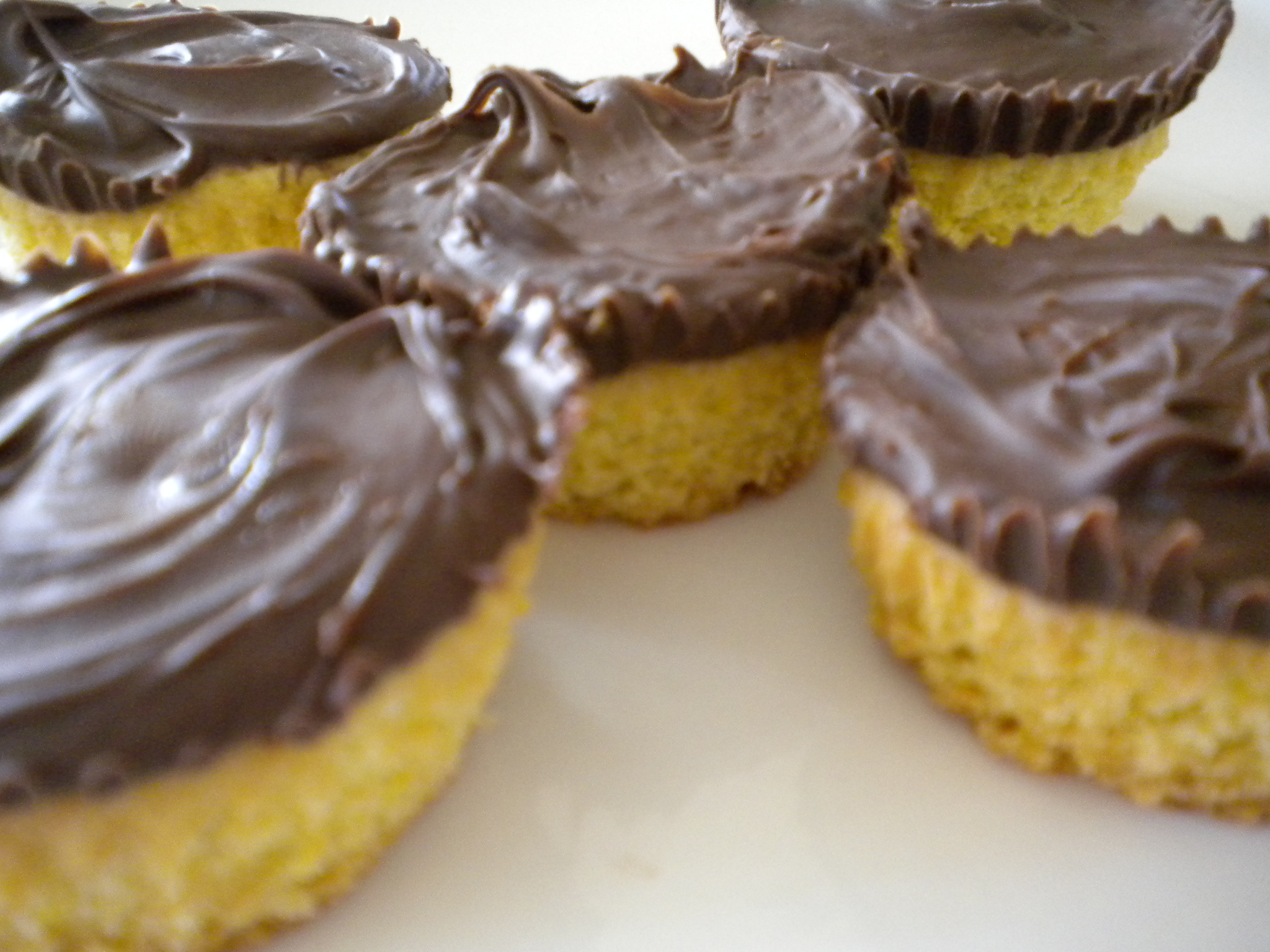 Chocolate Orange Bites