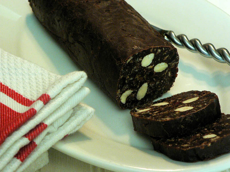 Chocolate Salami