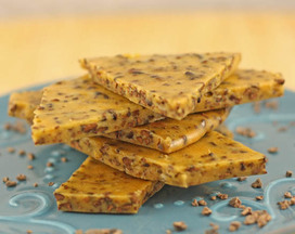 Cocoa Nib Brittle