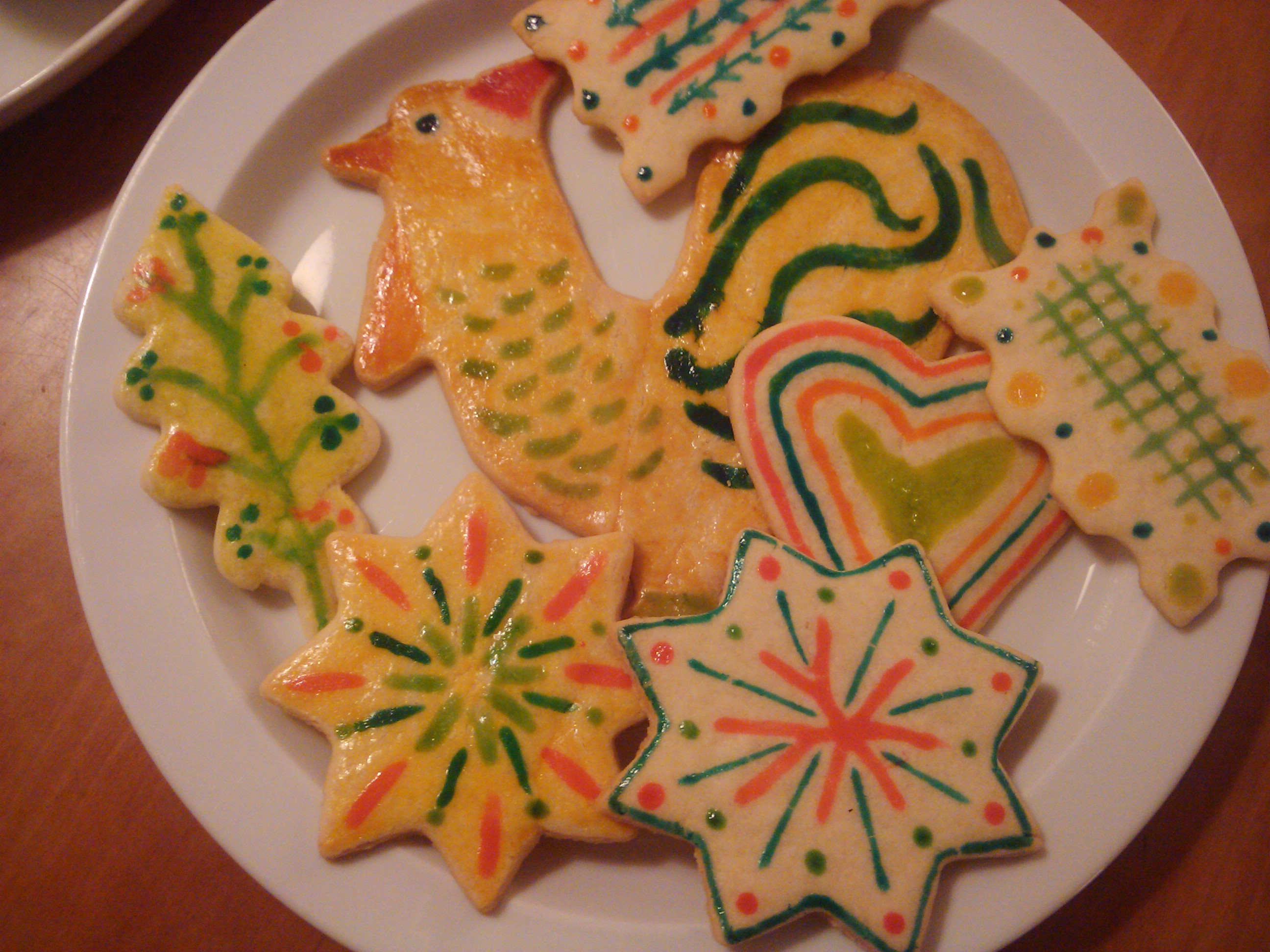 Paintbrush Cookies Redux