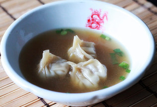 Wonton-soup