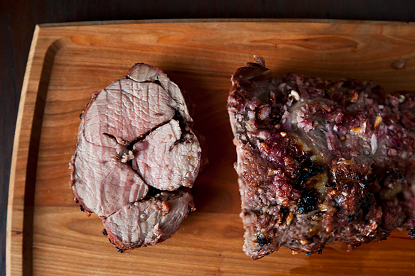 Pomegranate Roast Lamb from Food52