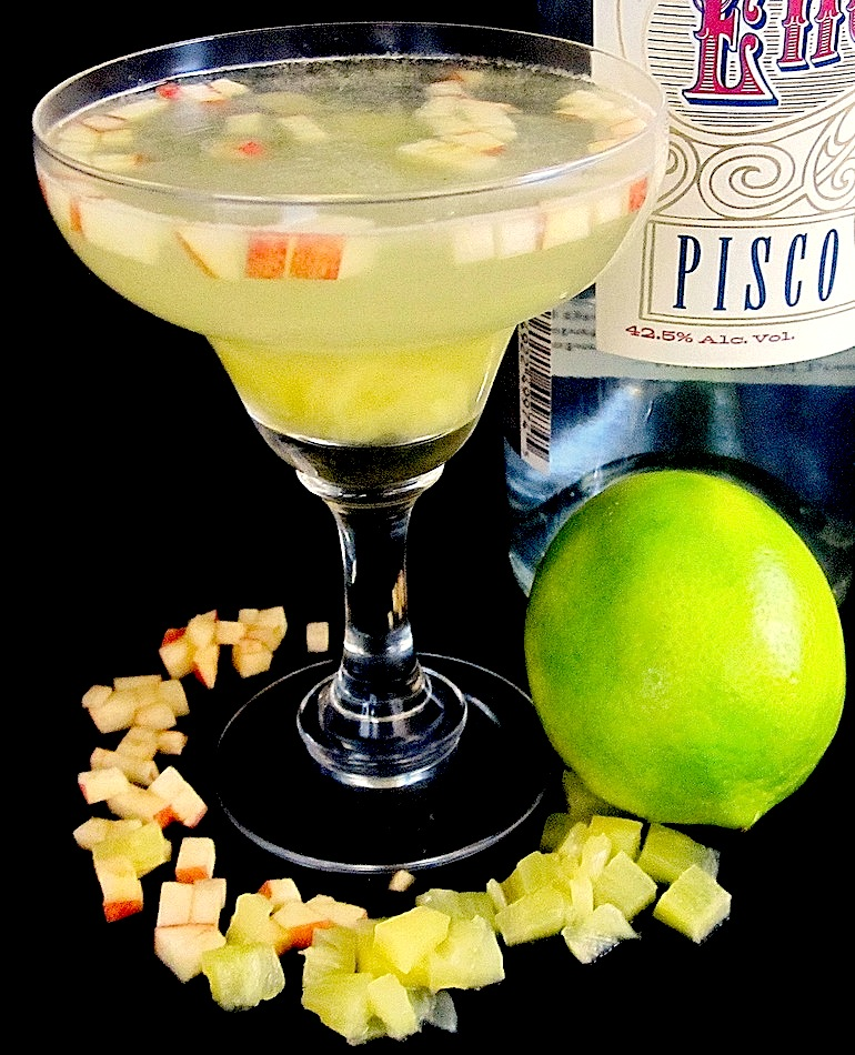 The Frisco Pisco Punch