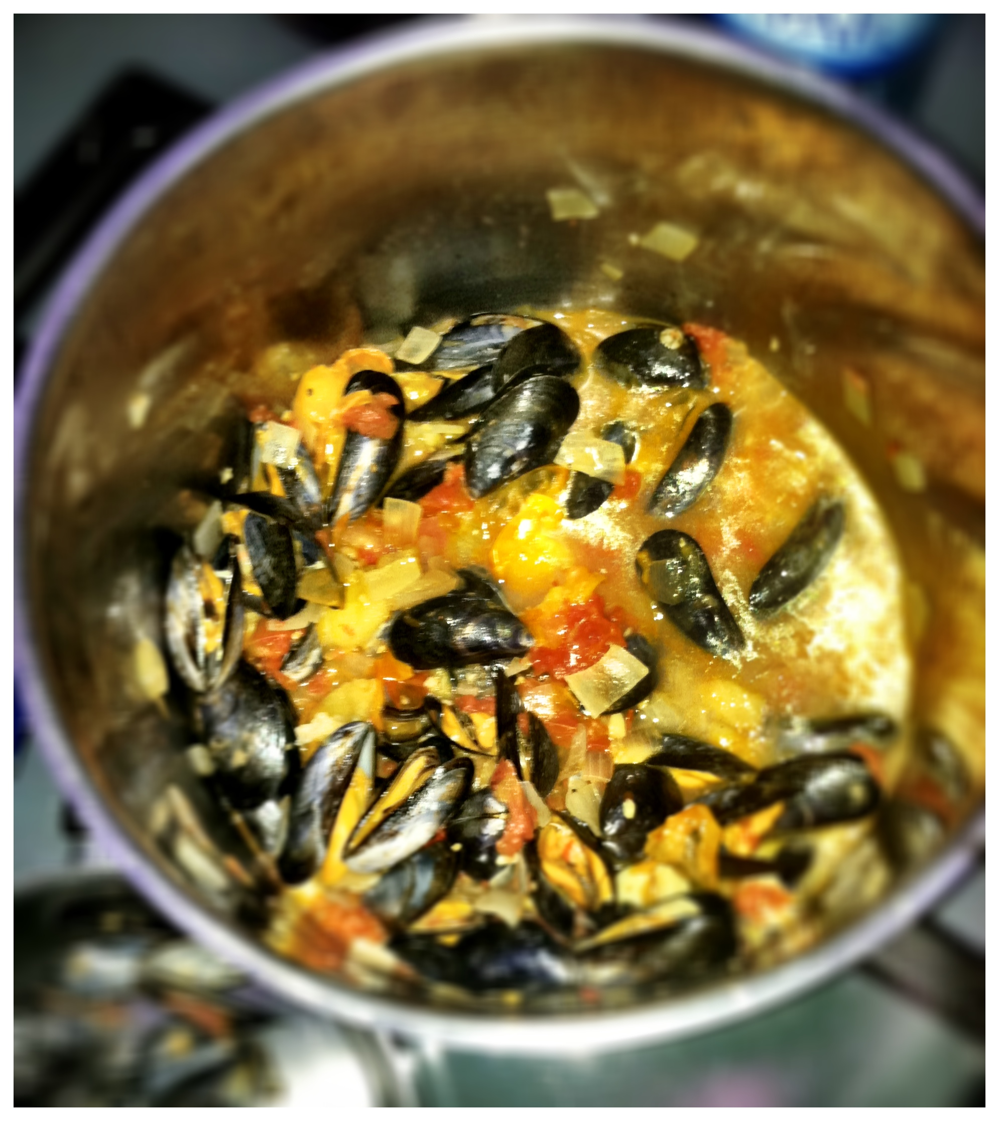 Katie&#x27;s Moules Provenale