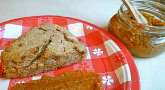 Apple_ginger_scones
