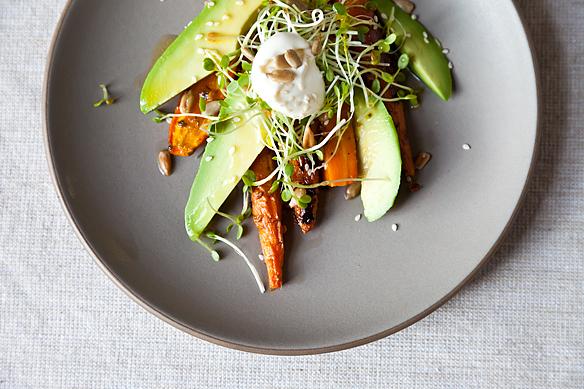Carrot Avocado Salad Recipe on Food52