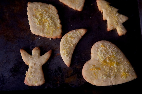 St. Clement&#x27;s Orange and Lemon Cookies