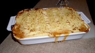 Sunday Shepard's Pie