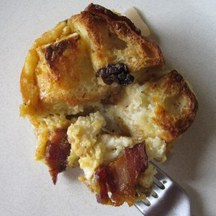 Bacon Breakfast Strata