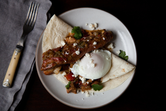 Huevos Rancheros on Food52
