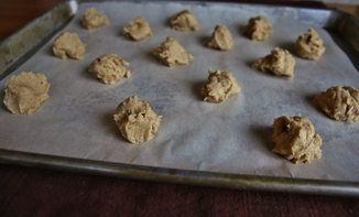 Ginger Cream Cheese Cookies