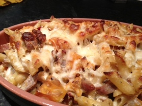 Harvest_baked_penne_with_sausage