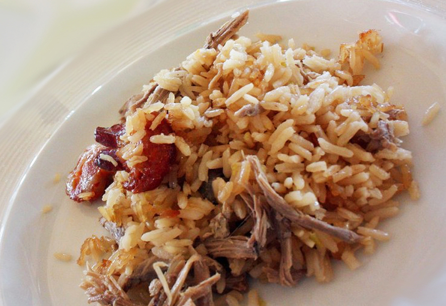 Jacinta&#x27;s Duck Rice - Arroz de Pato da Jacinta